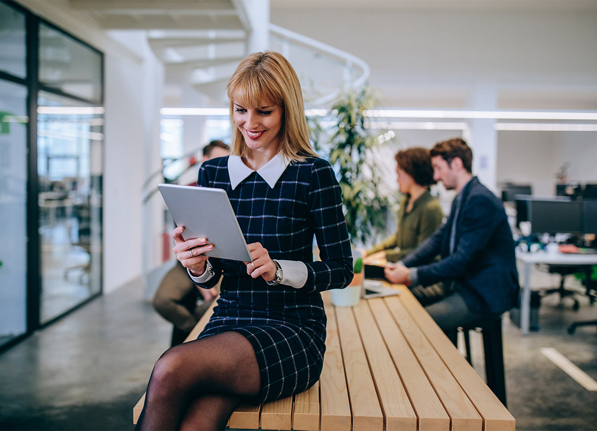 Com'è fatto un digital workplace a prova di futuro?
