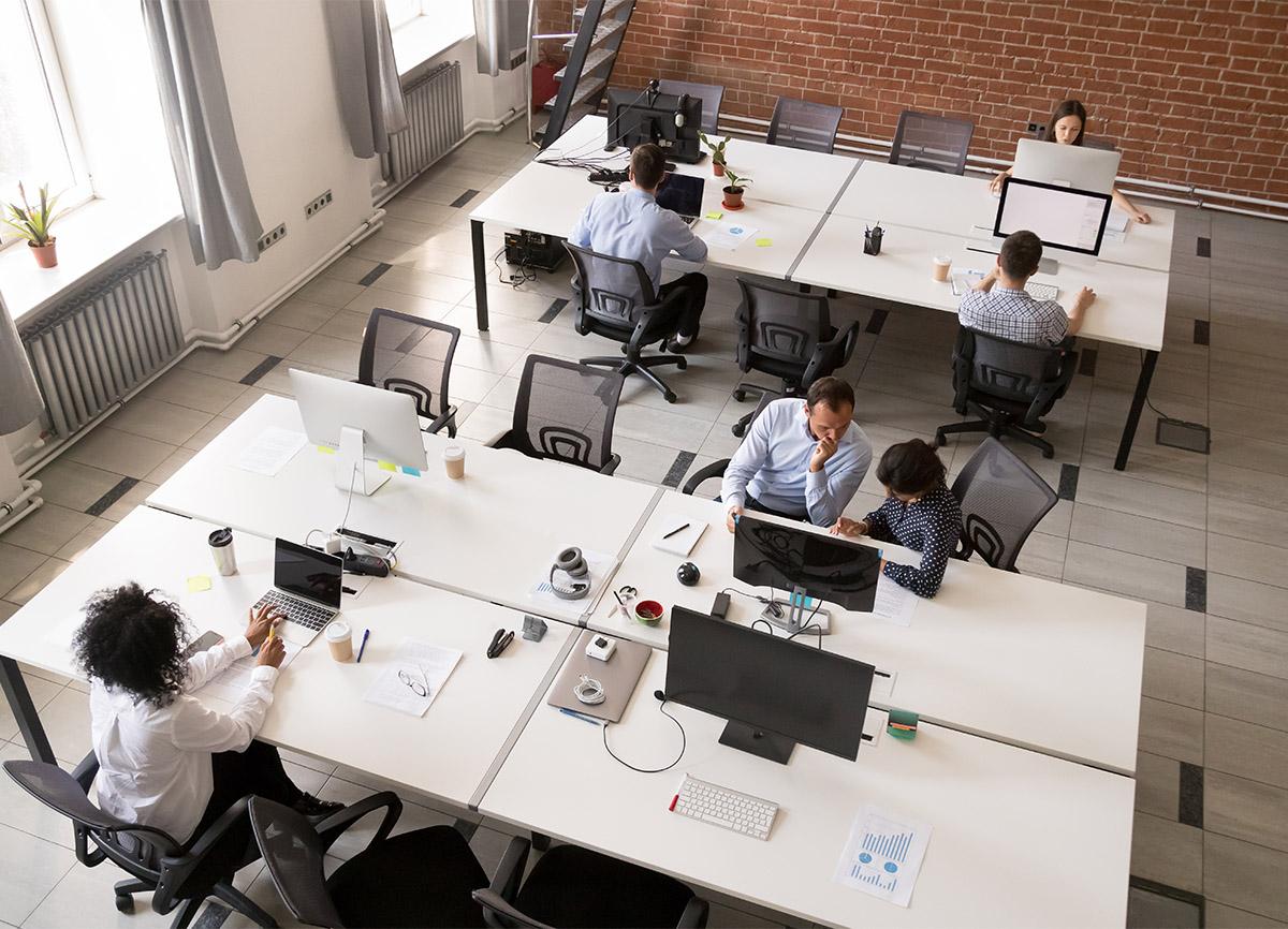Gestione dell'ufficio digitale: tutti i benefici del workspace 4.0